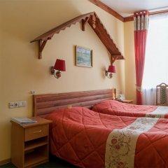 Гостиница Снегурочка комната для гостей фото 5