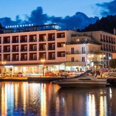 Отель Strada Marina Греция, Закинф - 2 отзыва об отеле, цены и фото номеров - забронировать отель Strada Marina онлайн вид на фасад