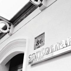 Отель B&B Santomaro Sea-Loft Чивитанова-Марке городской автобус