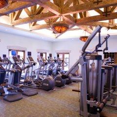 Отель Hacienda Beach Club & Residences Золотая зона Марина фитнесс-зал фото 2