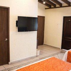 Hotel Posada Virreyes комната для гостей фото 4