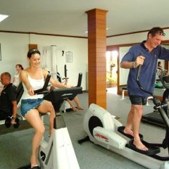 Отель Horizon Patong Beach Resort & Spa фитнесс-зал фото 3