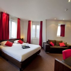 Отель Apollo Museumhotel Amsterdam City Centre 3* Номер Делюкс