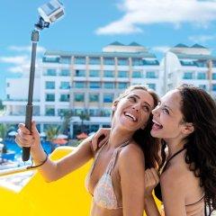 Port Nature Luxury Resort Hotel & Spa Богазкент балкон