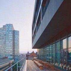 SIDE Design Hotel Hamburg балкон