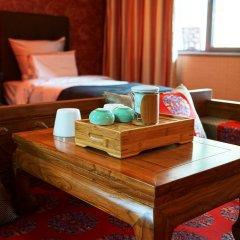Отель Garden Inn Beijing Китай, Пекин - отзывы, цены и фото номеров - забронировать отель Garden Inn Beijing онлайн комната для гостей фото 5