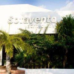 Отель Sotavento & Yacht Club Мексика, Канкун - отзывы, цены и фото номеров - забронировать отель Sotavento & Yacht Club онлайн балкон