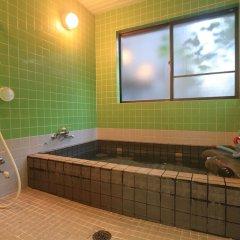 Отель Minshuku Miyanourasou Якусима ванная