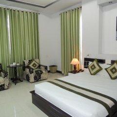 Hung Vuong Hotel комната для гостей