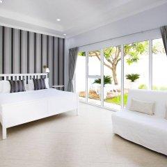 Отель Villa Tortuga Pattaya комната для гостей фото 4