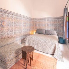 Отель Dar Nawfal Марокко, Сейл - отзывы, цены и фото номеров - забронировать отель Dar Nawfal онлайн комната для гостей фото 5