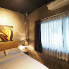 Отель Deep Residence комната для гостей фото 4