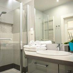 Отель Business Lux Apartment Польша, Варшава - отзывы, цены и фото номеров - забронировать отель Business Lux Apartment онлайн ванная