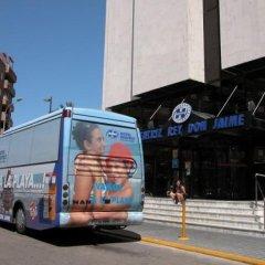 Отель Eurostars Rey Don Jaime Испания, Валенсия - 13 отзывов об отеле, цены и фото номеров - забронировать отель Eurostars Rey Don Jaime онлайн городской автобус