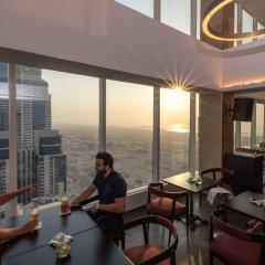 Nassima Tower Hotel Apartments гостиничный бар