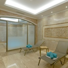 Alila Deluxe Thermal Hotel & Spa сауна