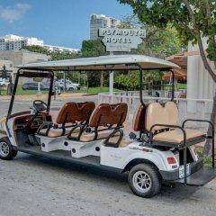 Отель The Plymouth South Beach городской автобус