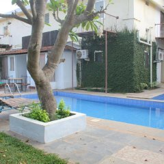 Отель Banyan Tree Courtyard Гоа бассейн