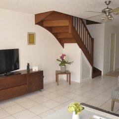 Отель Appartement 2 chambres vue mer комната для гостей фото 5