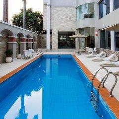 Отель Morning Side Suites бассейн