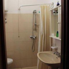 Отель La Rosa di Naxos Италия, Джардини Наксос - отзывы, цены и фото номеров - забронировать отель La Rosa di Naxos онлайн ванная фото 2