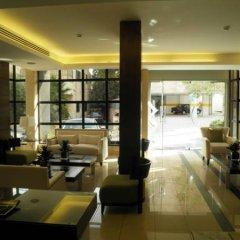 Отель Granada Suite Hotel Иордания, Амман - отзывы, цены и фото номеров - забронировать отель Granada Suite Hotel онлайн интерьер отеля