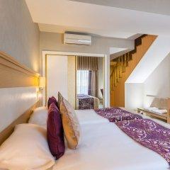 Villa Side Residence Турция, Сиде - 4 отзыва об отеле, цены и фото номеров - забронировать отель Villa Side Residence - All Inclusive онлайн комната для гостей фото 2
