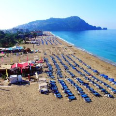 Karat Hotel Аланья пляж фото 2
