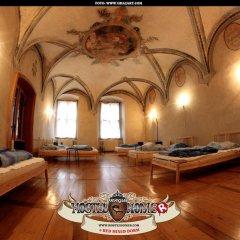 Hostel Homer Прага спа