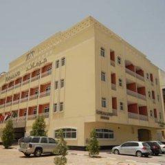 Отель Jormand Suites, Dubai парковка