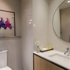 Отель Millennium Hilton Bangkok Бангкок ванная фото 2