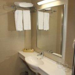 Arathena Rocks Hotel Джардини Наксос ванная