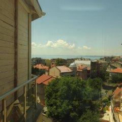 Отель Sunny Sands Studios Болгария, Бургас - отзывы, цены и фото номеров - забронировать отель Sunny Sands Studios онлайн балкон