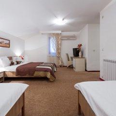 Отель Garni Hotel Villa Family Сербия, Белград - отзывы, цены и фото номеров - забронировать отель Garni Hotel Villa Family онлайн комната для гостей фото 3