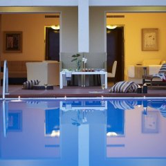 Sunshine Hotel And Spa Корфу бассейн