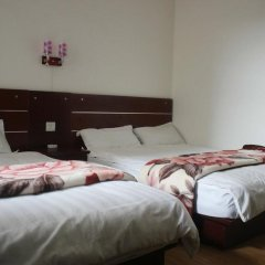 Отель Sunshine Hotel- Xi'an Anrenfang Branch Китай, Сиань - отзывы, цены и фото номеров - забронировать отель Sunshine Hotel- Xi'an Anrenfang Branch онлайн комната для гостей