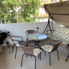 Отель Samuil Apartments Болгария, Бургас - отзывы, цены и фото номеров - забронировать отель Samuil Apartments онлайн балкон