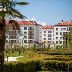 Apart-hotel Imeretinskiy - Park Land complex фото 7