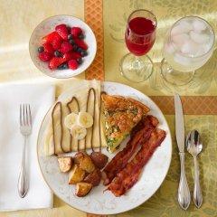 Отель Hawthorne Park Bed and Breakfast США, Колумбус - отзывы, цены и фото номеров - забронировать отель Hawthorne Park Bed and Breakfast онлайн питание фото 2