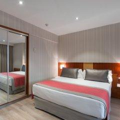 Отель Catalonia Barcelona 505 Испания, Барселона - 8 отзывов об отеле, цены и фото номеров - забронировать отель Catalonia Barcelona 505 онлайн комната для гостей