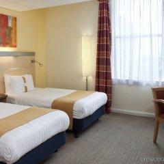 Отель Holiday Inn Express Edinburgh City Centre Эдинбург комната для гостей