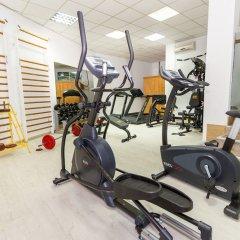 Отель Eix Lagotel фитнесс-зал фото 2