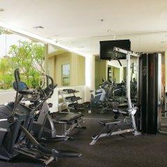 Отель The Seminyak Beach Resort & Spa фитнесс-зал фото 4