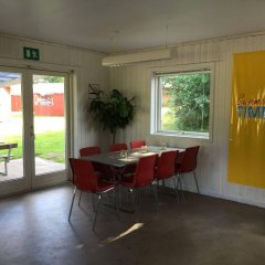 Отель Ajstrup Beach Camping & Cottages Дания, Орхус - отзывы, цены и фото номеров - забронировать отель Ajstrup Beach Camping & Cottages онлайн детские мероприятия фото 2