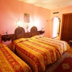 Отель Tachfine Марокко, Марракеш - 1 отзыв об отеле, цены и фото номеров - забронировать отель Tachfine онлайн комната для гостей фото 3