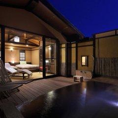 Отель Oyado Uchiyama Ито бассейн