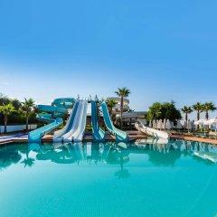 Vikingen Infinity Resort&Spa Турция, Аланья - 2 отзыва об отеле, цены и фото номеров - забронировать отель Vikingen Infinity Resort&Spa онлайн бассейн фото 2