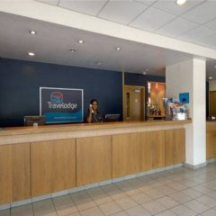 Travelodge Manchester Ancoats Hotel интерьер отеля