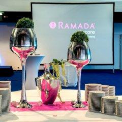 Отель Ramada Encore Geneva Швейцария, Ланси - 1 отзыв об отеле, цены и фото номеров - забронировать отель Ramada Encore Geneva онлайн фото 4