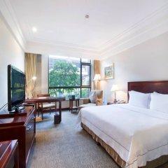 Отель Tongli Lakeview Hotel Китай, Сучжоу - отзывы, цены и фото номеров - забронировать отель Tongli Lakeview Hotel онлайн комната для гостей фото 2